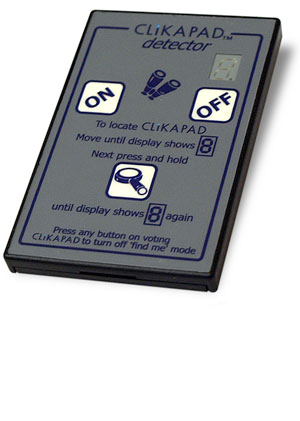 CLiKAPAD Detector