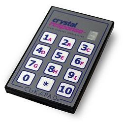 Keypad customisation