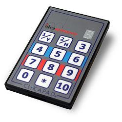 Customised keypad fascia