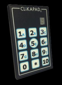 CP37 CLiKAPAD Voting Keypad