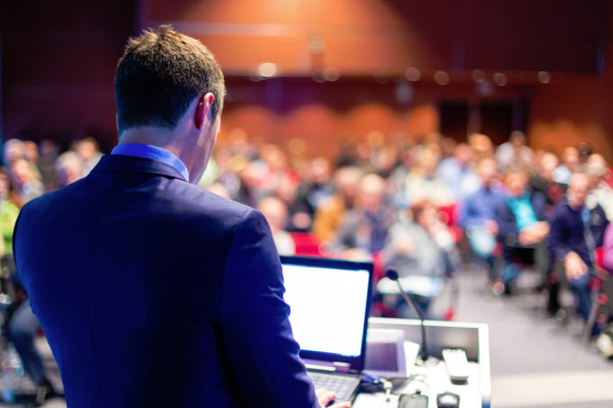 How to give your first conference presentation