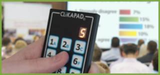 CLiKAPAD - Handset Image