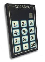 CLiKAPAD CP37 Voting Keypad image