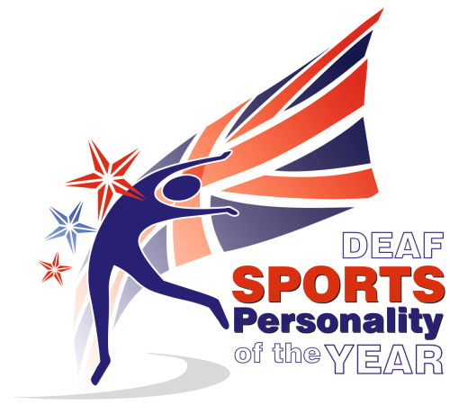 Deaf Sports Personality of the Year Awards Logo