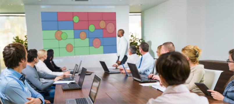 Risk slider presentation image