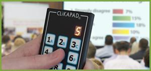 CLiKAPAD CP37 Voting Keypad